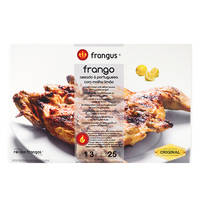 Frozen Rei Dos Frangos Grilled Chicken with Lemon Sauce (with sleeves) 740g - Portugal*