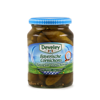 Develey Cornichons 370g - Germany*