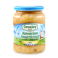 Develey Sauerkraut Mild 680ml - Germany*