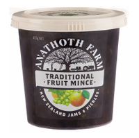 Anathoth Farm Traditional Fruit Mince 435g*