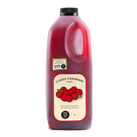 Grove Fresh Cranberry Juice 2L - Aus*