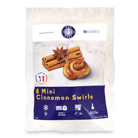 Frozen France Bon Chef Mini Cinnamon Swirls (8pcs) 280g*