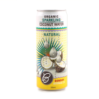 Bonsoy Organic Sparkling Coconut Water 320ml - Vietnam*