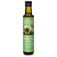 Olivado Extra Virgin Omega Plus Organic Oil 250ml*
