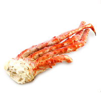 Frozen Russia Boiled Red King Crab Leg 700-900g*