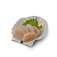 Frozen Japanese Scallop Meat - 500g*