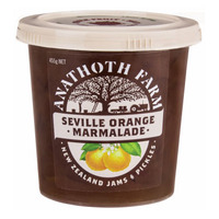 Anathoth Farm Orange Marmalade 455g*