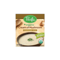 Pacific Organic Condensed Cream of Mushroom 340g*