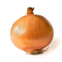 Organic Brown Onion 1kg - AUS*