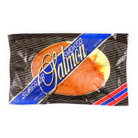 Frozen Smoked Atlantic Sliced Salmon 500g*