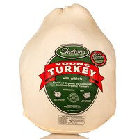 Frozen US Shelton's Organic Turkey 16-18lbs