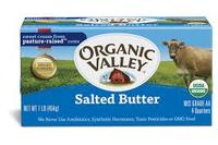 Organic Valley Lighthly Salted Butter 454g*