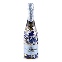 Vilarnau Sleever Brut Reserva CAVA DO NV 75cl - Case Offer(6 bottles) - Spain*