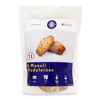 Frozen France Bon Chef Muesli Madeleines (6pcs) 270g*