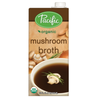 Pacific Organic Mushroom Broth 946ml*