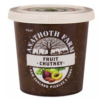 Anathoth Farm Fruit Chutney 420g*