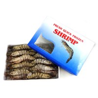 Frozen VN Whole King Prawns 900g*