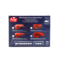 Frozen Portugal Red Prawn 400g*