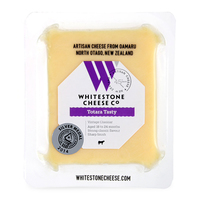 NZ Whitestone Totara Cheddar Cheese 100g*