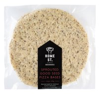Frozen Home St. Sprouted GF Pizza Bases 2 packs*