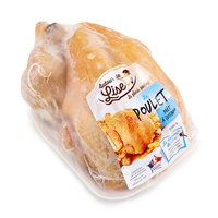 Frozen French Yellow Whole Chicken 1.2kg*
