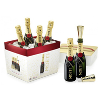 Moet & Chandon Imperial Brut Portable Mini Pack - Champagne France*