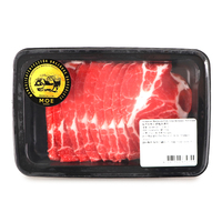 Frozen Mangalica Pork Collar Boneless Thin Sliced 150g*