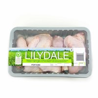 Frozen Lilydale Chicken Portions