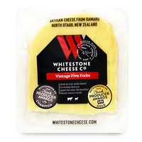 NZ Whitestone Five Forks Goat & Cow Cheese 100g*