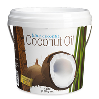 NZ Blue Coconut Cooking Oil 3.68kg*