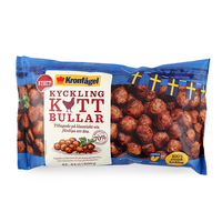 Frozen Sweden Chicken Meatballs 600g*