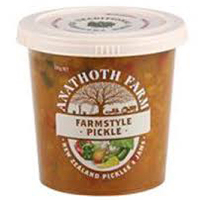 Anathoth Farm Farmstyle Pickle 390g*