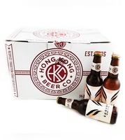 Hong Kong White Lager, 4.8% ABV - Case Offer*